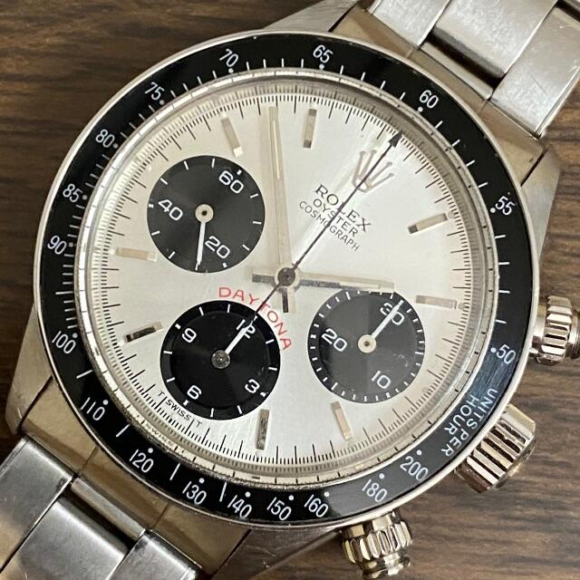 ROLEX(ロレックス)のロレックス デイトナ 6263 Valjoux 72 手巻 付属品付 メンズの時計(腕時計(アナログ))の商品写真