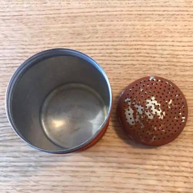 ランズバーグ スパイス缶 アンティーク エンタメ/ホビーの美術品/アンティーク(その他)の商品写真