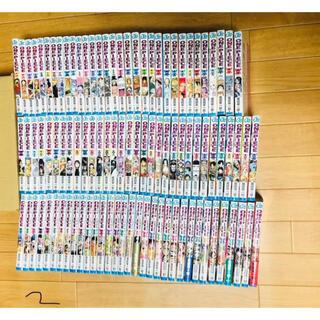 シュウエイシャ(集英社)のONE PIECE ワンピース 全97巻セット  尾田栄一郎 one-piece(全巻セット)