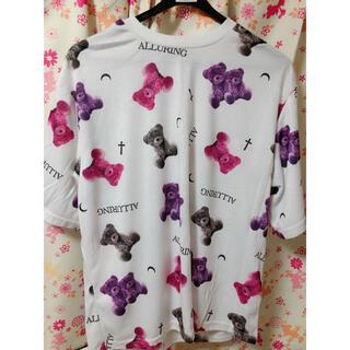 ミルクボーイ(MILKBOY)のくま、Tシャツ(Tシャツ(半袖/袖なし))