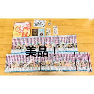 シュウエイシャ(集英社)の美品ONE PIECE ワンピース 全97巻セット おまけ多数 尾田栄一郎(全巻セット)