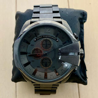 ディーゼル(DIESEL)のDIESEL ディーゼル  メガチーフ クロノグラフ腕時計(腕時計(アナログ))