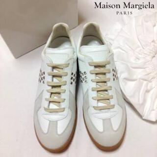 Maison Martin Margiela - メゾンマルジェラアイトレッドジャーマントレーナー定価7万