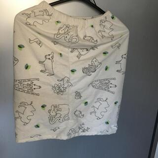 Kids おねしょガード スカートタイプ Lサイズ(シーツ/カバー)