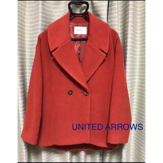 ユナイテッドアローズ(UNITED ARROWS)のコート   UNITED ARROWS(ピーコート)