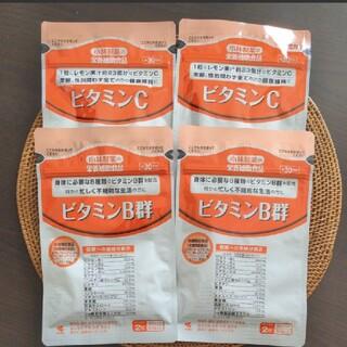 小林製薬 - ビタミンB.C☆4袋set 小林製薬