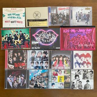 キスマイフットツー(Kis-My-Ft2)のキスマイ CD アルバム まとめ売り(アイドルグッズ)