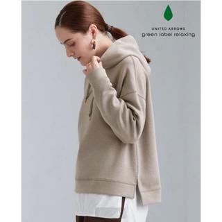 グリーンレーベルリラクシング(green label relaxing)のGreen Label Relaxing レディースパーカー(パーカー)