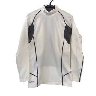 UNDER ARMOUR - アンダーアーマー アンダーシャツ メタル Lサイズ