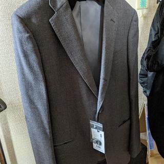 ジルサンダー(Jil Sander)のユニクロ +J ジルサンダー ジャケット スーツ グレー ほぼ新品(テーラードジャケット)