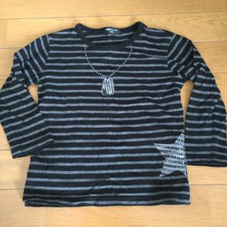 コムサイズム(COMME CA ISM)のコムサ 長袖Tシャツ 100cm(Tシャツ/カットソー)
