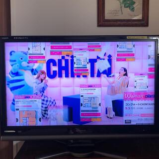 アクオス(AQUOS)のSHARP  AQUOS  42型  テレビ(テレビ)