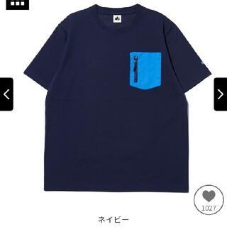 ロゴス(LOGOS)のLOGOS カラーポケットTシャツ(Tシャツ/カットソー(半袖/袖なし))
