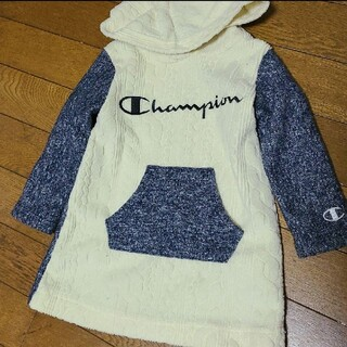 Champion - チャンピオン・パーカーワンピ