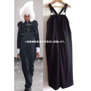 COMME des GARCONS - 美品 noir kei ninomiya ハーネス オールインワン パンツ