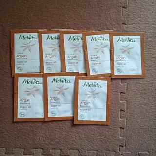 メルヴィータ(Melvita)の新品未使用 ☆ メルヴィータ アルガンオイル 8包 ☆(ブースター/導入液)