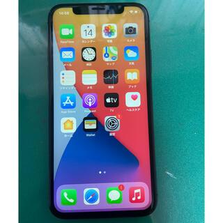 Apple - iPhoneX 64Gb スペースグレイSIMフリー 美品