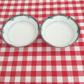 ノリタケ(Noritake)のノリタケ SOUIREWOOD   深皿 2枚(食器)