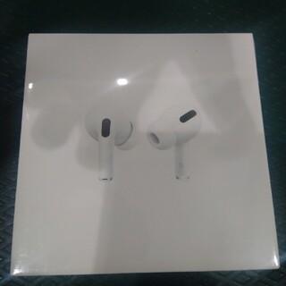 新品 air pods pro 2個セット(ヘッドフォン/イヤフォン)