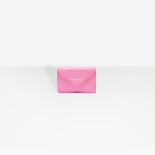 Balenciaga - BALENCIAGA Papier mini wallet 財布