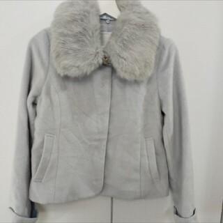セシルマクビー(CECIL McBEE)のセシル コート(毛皮/ファーコート)