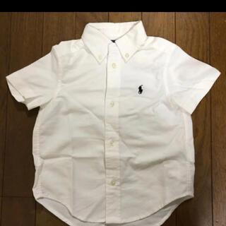 Ralph Lauren - ラルフローレン 半袖シャツ 白シャツ