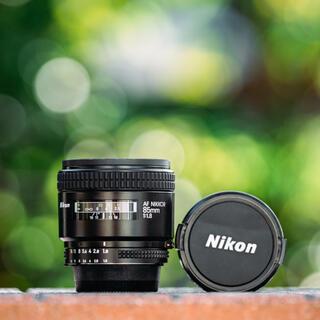 Nikon - 【美品】AF NIKKOR 85mm F1.8