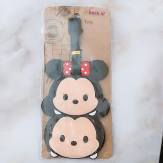 ディズニー(Disney)のネームタグ(旅行用品)