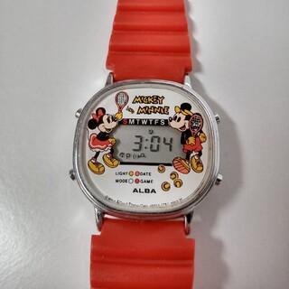 セイコー(SEIKO)のアルバ ミッキー ミニー 腕時計(腕時計)