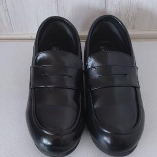 子供用  ローファー 黒   19.5cm ~(ローファー)