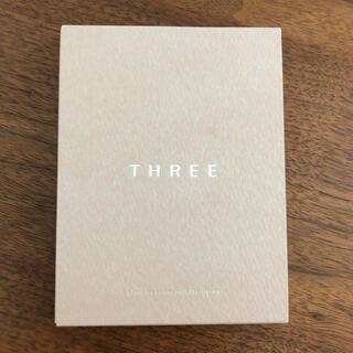 スリー(THREE)の【新品】THREE グローフリーダムパレットライジング(コフレ/メイクアップセット)