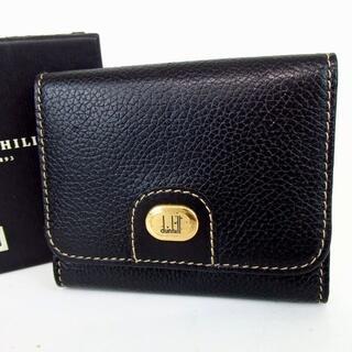 ダンヒル(Dunhill)のdunhill ダンヒル ロゴ金具 コインケース レザー 25-509(コインケース/小銭入れ)
