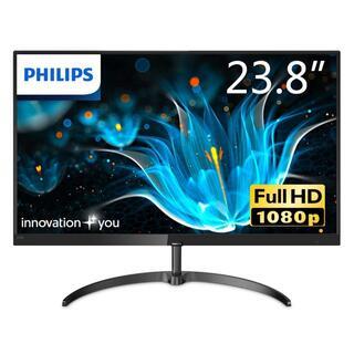 フィリップス(PHILIPS)の241E9/11 [23.8インチ ブラック/ガンメタル](デスクトップ型PC)