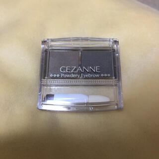 セザンヌケショウヒン(CEZANNE(セザンヌ化粧品))のセザンヌ パウダーアイブロウp 02 ナチュラルブラウン (パウダーアイブロウ)