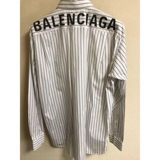 Balenciaga - バレンシアガ シャツ