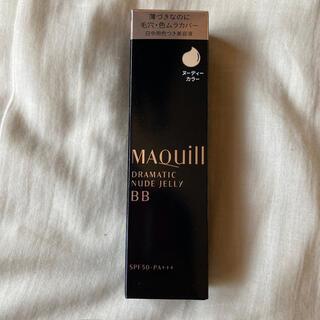 MAQuillAGE - 資生堂 マキアージュ ドラマティック ヌードジェリー BB ヌーディーカラー(3