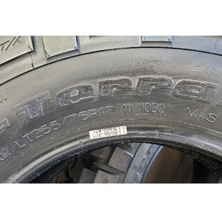 ジープ(Jeep)のBF Goodrich マッドテレーンT/A KM2(タイヤ)