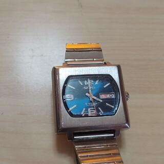 セイコー(SEIKO)のSEIKO S- WAVE 自動巻き 腕時計。(腕時計(アナログ))