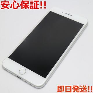 アイフォーン(iPhone)の新品同様 au iPhone7 PLUS 32GB シルバー (スマートフォン本体)