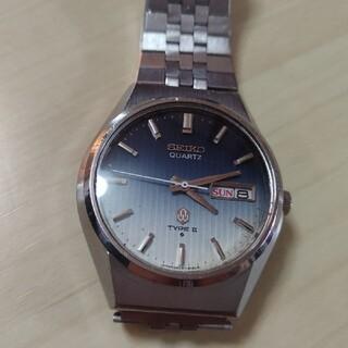 セイコー(SEIKO)のレア品!!SEIKO TYPEⅡ 腕時計。(腕時計(アナログ))