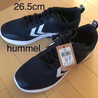 ヒュンメル(hummel)の26.5cm hummel ヒュンメル 新品 スニーカー(スニーカー)
