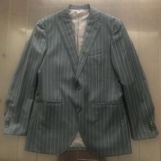 スーツカンパニー(THE SUIT COMPANY)のスーツカンパニー ピンストライプ スーツ セットアップ チャコール グレー(セットアップ)