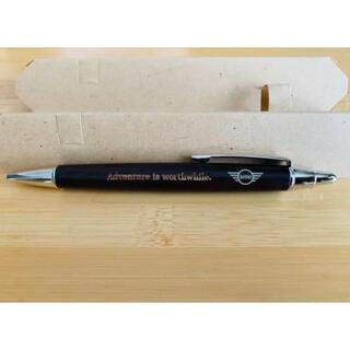 ビーエムダブリュー(BMW)のBMW MINI ミニクーパーオーク樽オリジナルボールペン【未使用】(ノベルティグッズ)