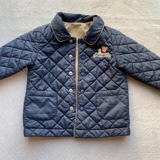 familiar - ファミリア リバーシブル 中綿コート ジャケット