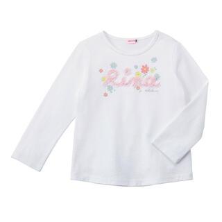 ミキハウス(mikihouse)の新品♡ミキハウス リーナちゃん 福袋 長袖Tシャツ 100(Tシャツ/カットソー)