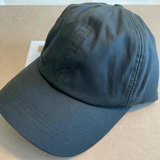 シュプリーム(Supreme)のバブアースポーキャップ オリーブ WAX SPORTS CAP OLIVE(キャップ)