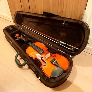STENTOR 入門用バイオリン 1/2サイズ SV- 160BR(ヴァイオリン)