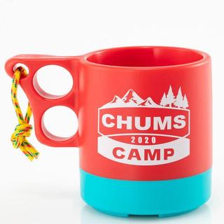 チャムス(CHUMS)の【希少限定品】CHUMSCAMP 2020 限定マグカップ(食器)