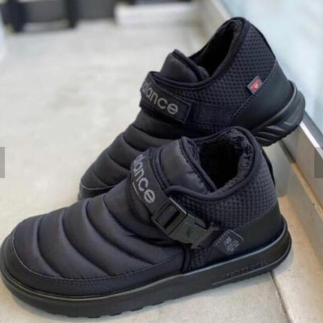 L'Appartement DEUXIEME CLASSE(アパルトモンドゥーズィエムクラス)のアパルトモン:NEW BALANCE/CARAVAN MOC-MID   レディースの靴/シューズ(スニーカー)の商品写真