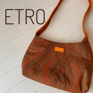 エトロ(ETRO)のETRO ペイズリー 限定品ショルダーバッグ 新品未使用(ショルダーバッグ)